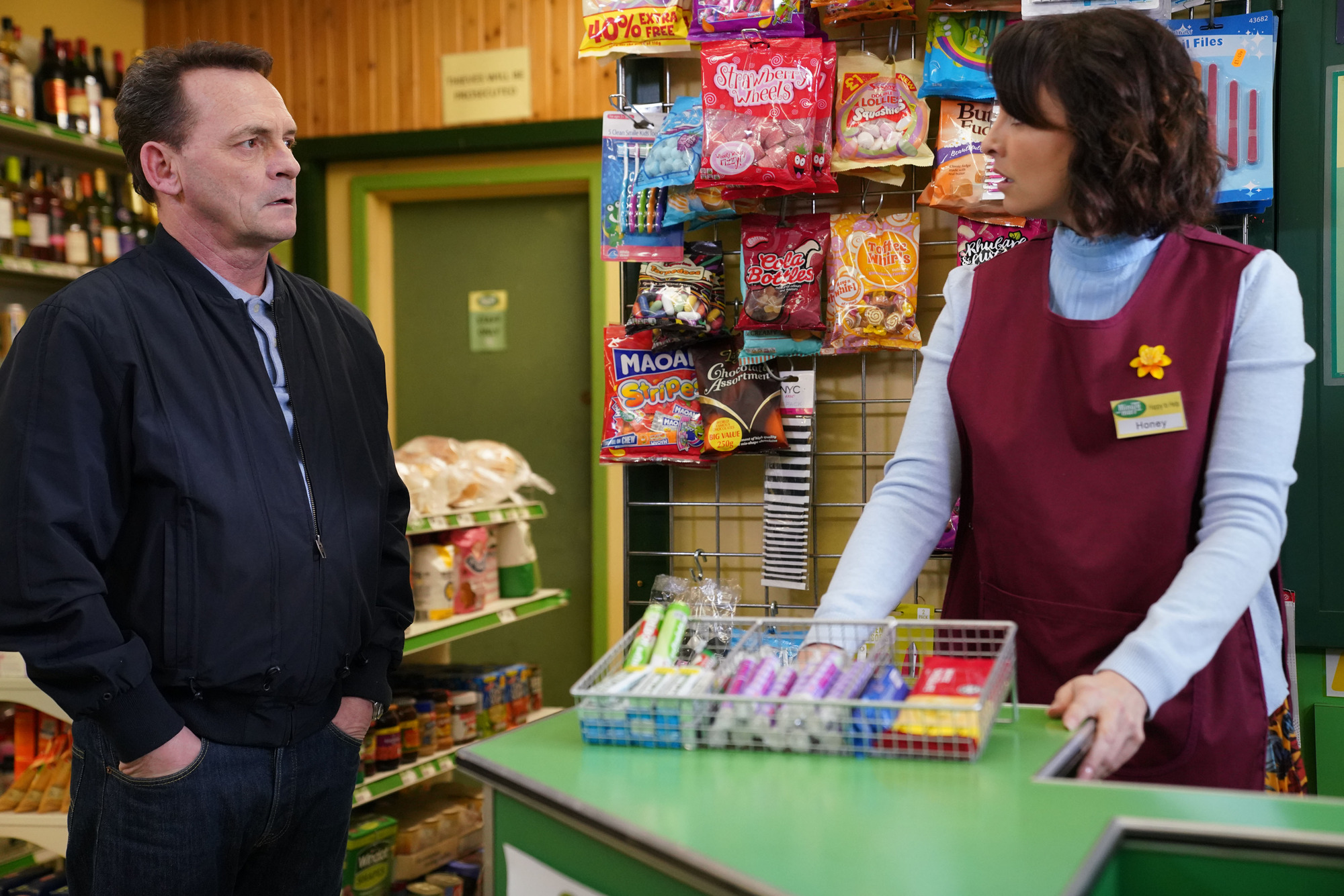 EastEnders spoilers: Will desperate Honey Mitchell move in with Billy?