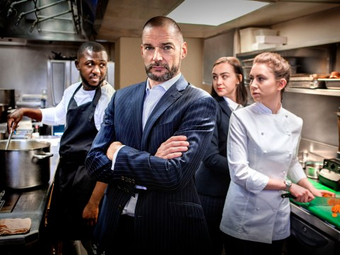 Million Pound Menu time, date, channel and who is presenter Fred Sirieix?