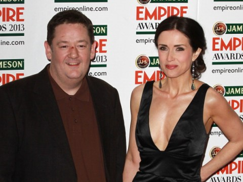 Johnny Vegas confirms split from wife Maia Dunphy after seven years of marriage