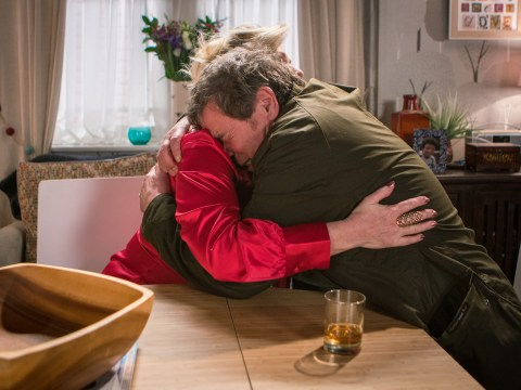 Coronation Street spoilers: Johnny Connor cheats with Liz McDonald as his grief over Aidan takes hold?