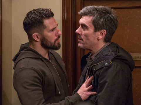 Emmerdale spoilers: A fight with Cain Dingle leaves Ross Barton in agony