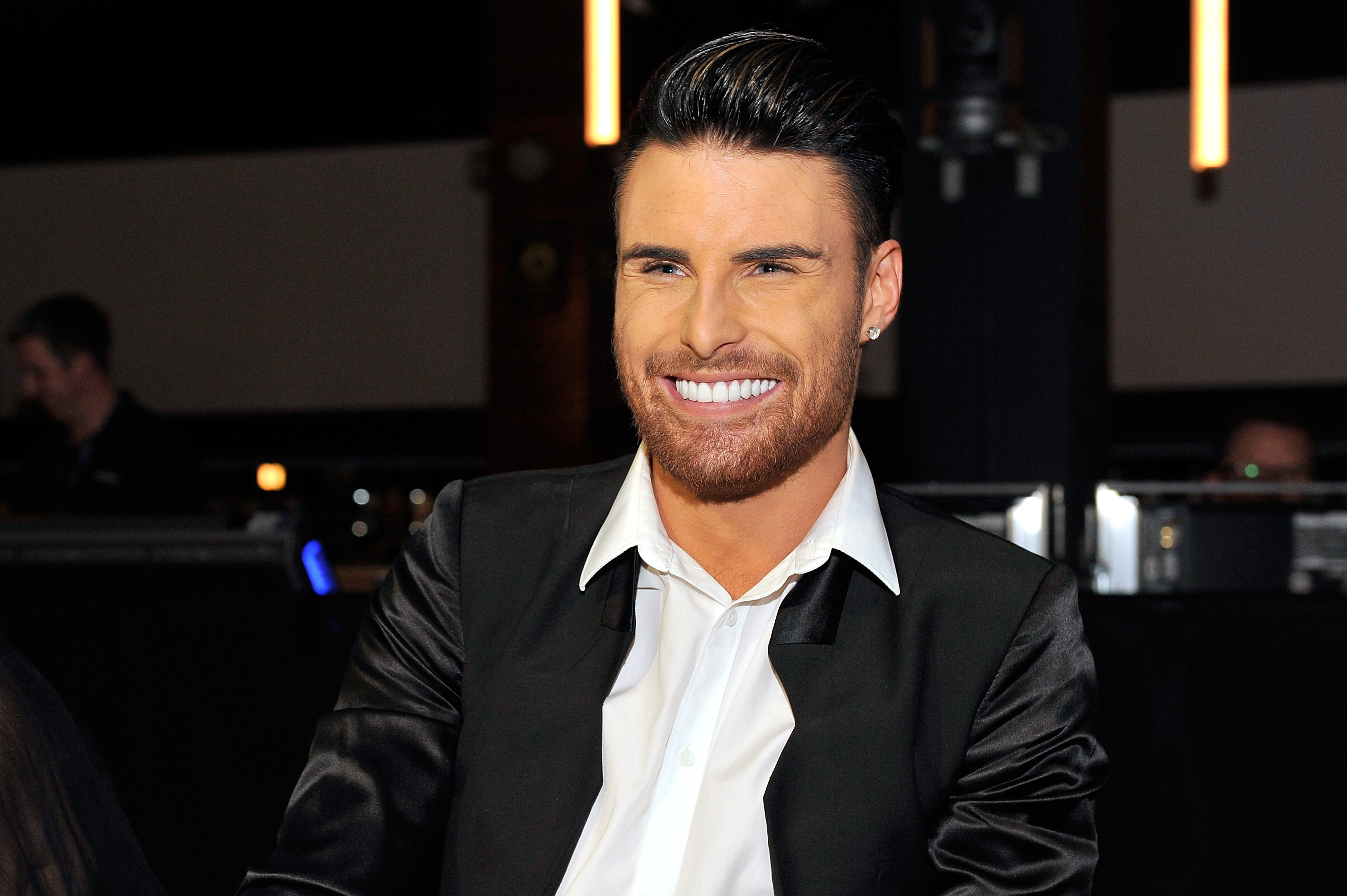 Rylan Clark mysteriously drops out of hosting Eurovision final at last minute but sends support from home