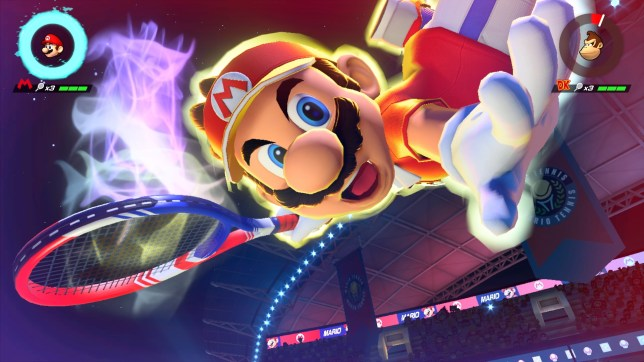 Mario Tennis Aces - free for (almost) a week