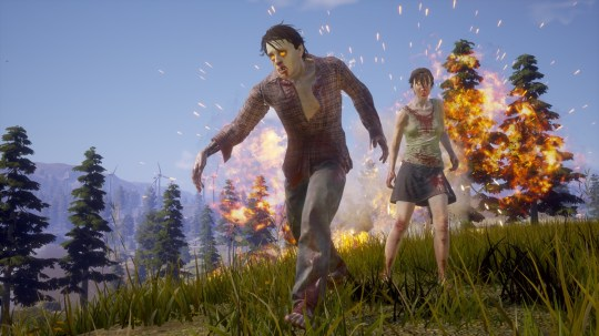 State Of Decay 2 hands-on preview and interview – zombie