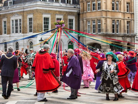What does the first May bank holiday celebrate and when is the next one in May?