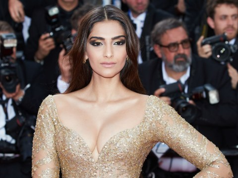 Bollywood star Sonam Kapoor is 'super nervous' about attending Cannes Film Festival