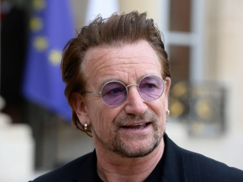 Bono says U2 tour like 'method' acting in Marvel movie