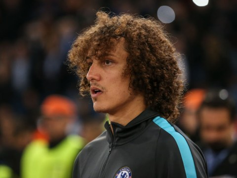 David Luiz urged to stay at Chelsea despite Antonio Conte bust-up
