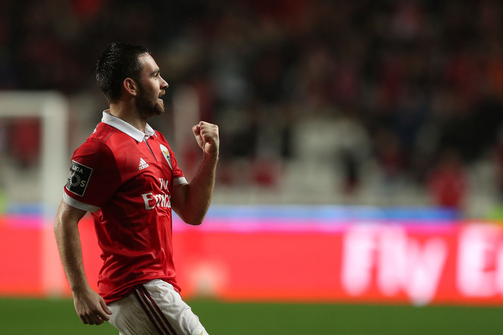 Arsenal to submit bid for Benfica winger Andrija Zivkovic when summer transfer window opens