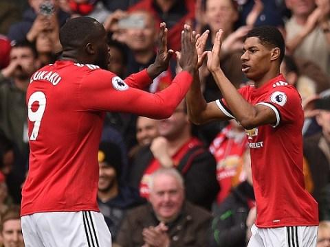 Marcus Rashford explains how Manchester United will cope without Romelu Lukaku