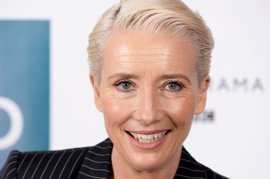 Emma Thompson is done with your questions about the Royal Wedding: 'Just stop it, okay?'