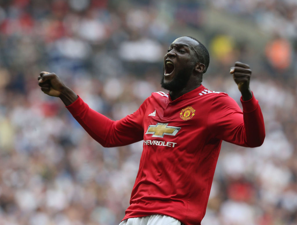 Manchester United striker Romelu Lukaku fit to face Chelsea in FA Cup final