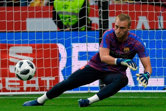 4ea21ff0f Jasper Cillessen admits to frustration at Barcelona amid Liverpool transfer  speculation