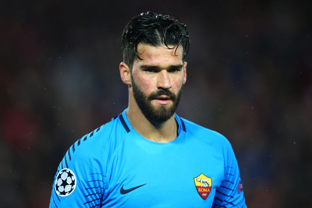 Roma sporting director confirms Alisson is joining Liverpool in world-record deal