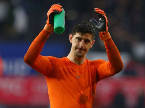 Chelsea handed Thibaut Courtois injury boost ahead of FA Cup final against Manchester United