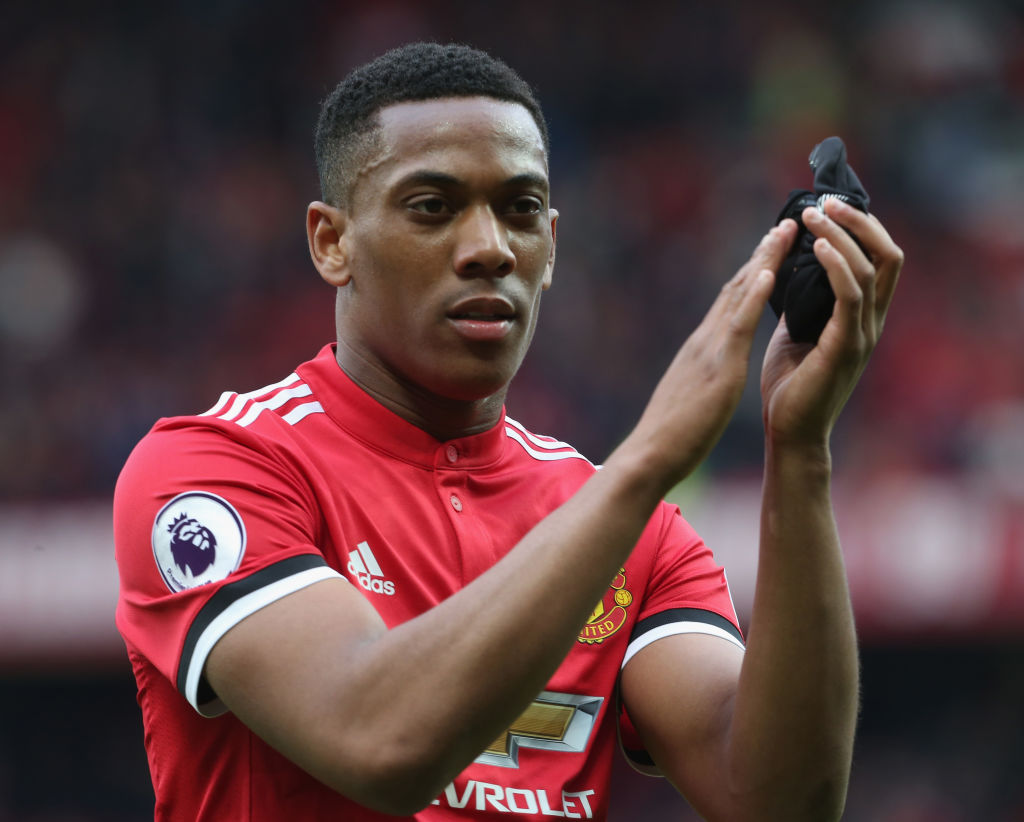 Massimiliano Allegri urges Juventus to sign Anthony Martial from Manchester United
