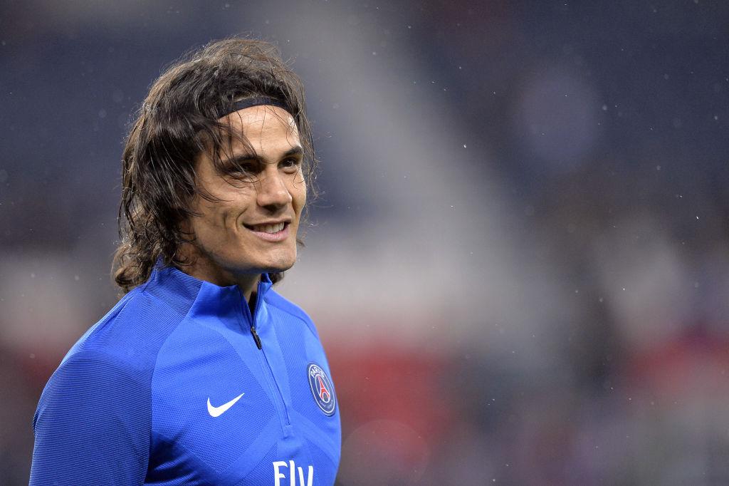 Chelsea want to replace Juventus-bound Alvaro Morata with PSG striker Edinson Cavani