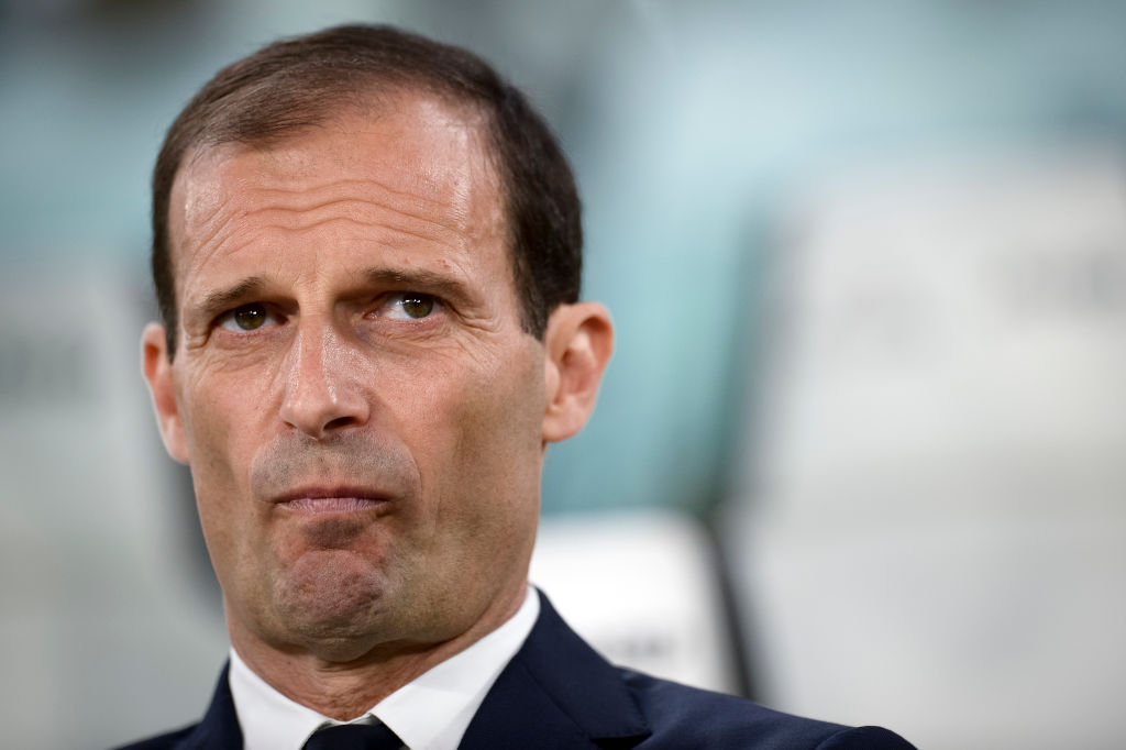 Max Allegri demands Arsenal pledge £200m transfer kitty before agreeing to replace Arsene Wenger