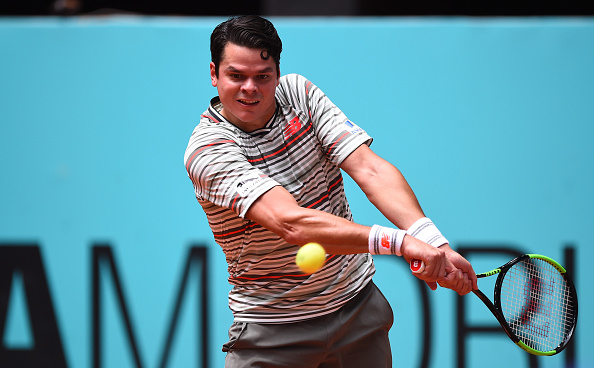 Milos Raonic and Denis Shapovalov look forward to all-Canadian epic at the Madrid Open