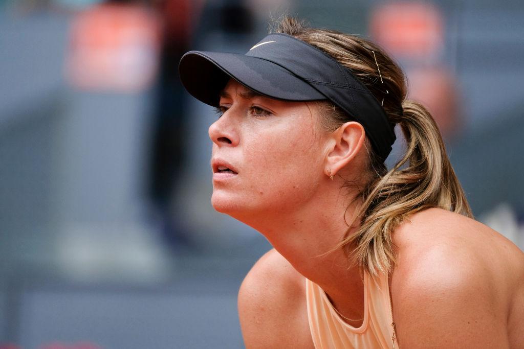 Maria Sharapova looks ahead to Kristina Mladenovic battle as Caroline Wozniacki counts herself lucky