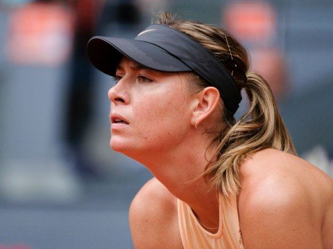 Maria Sharapova looks ahead to Kristina Mladenovic battle as Caroline Wozniacki counts herself lucky