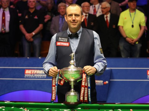 Mark Williams net worth, age, wife and children after winning a third World Snooker Championship