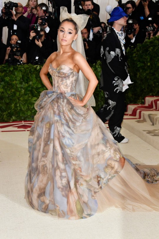 4b60318befc All our fave outfits from the Met Gala 2018