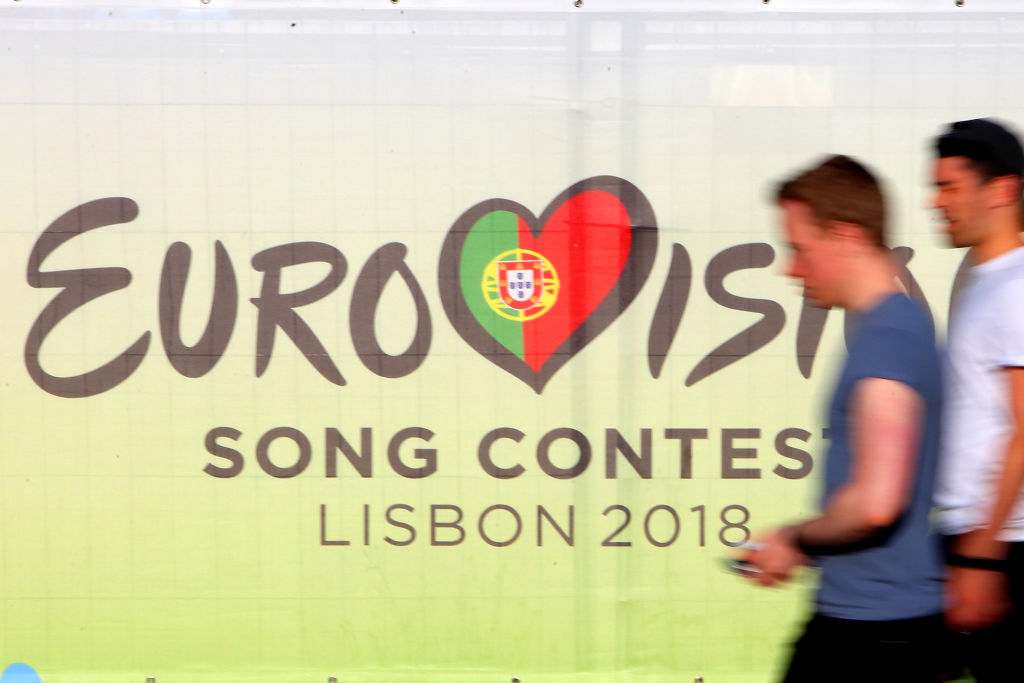 When is the second Eurovision semi-final and what TV channel is it on?