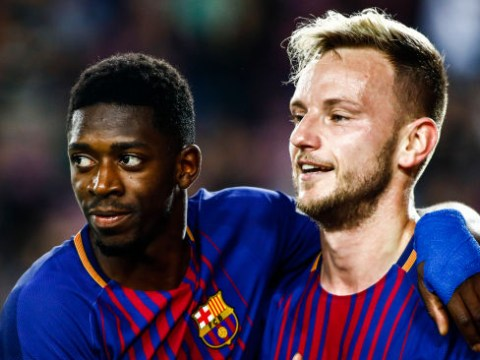 Ousmane Dembele puts in star display on Barcelona recall amid Liverpool transfer links