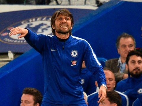 Antonio Conte aims dig at Manchester United boss Jose Mourinho as he drops clear hint over his Chelsea future