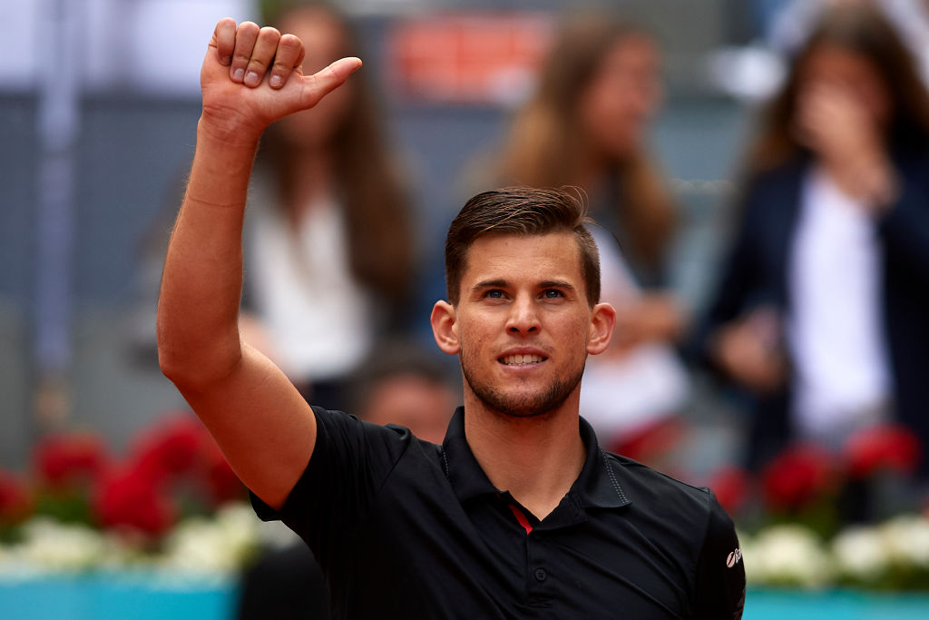 Dominic Thiem explains how Rafael Nadal win helped him against Kevin Anderson