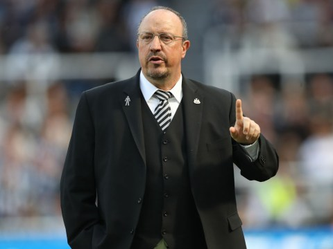 West Ham want Rafa Benitez to succeed David Moyes as their new manager