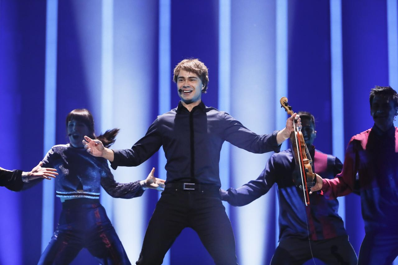 Who is Norway Eurovision 2018 singer Alexander Rybak – who previously won in 2009?