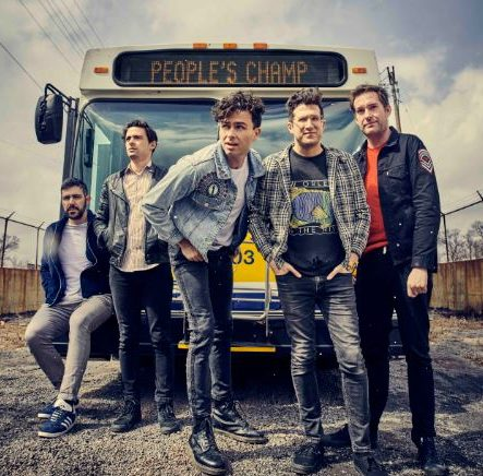 Arkells release video for politically charged People's Champ about their dislike for Donald Trump