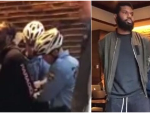 Two black men arrested at Starbucks for no reason are given $1 compensation