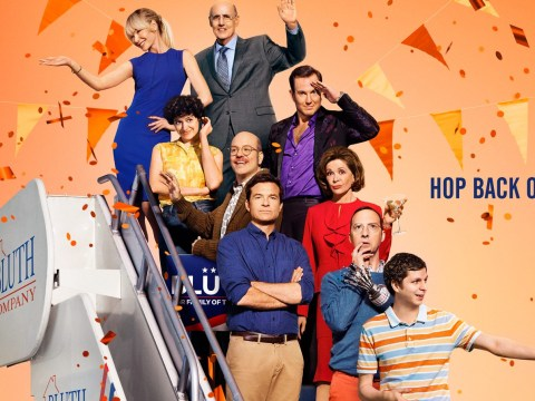 Arrested Development season five to be cut in half like one of Gob's dodgy magic tricks