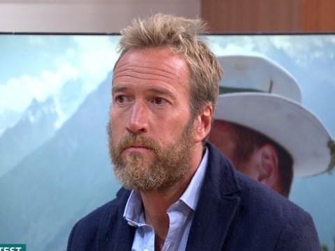Ben Fogle reveals he was close to death after oxygen tank exploded on Mount Everest