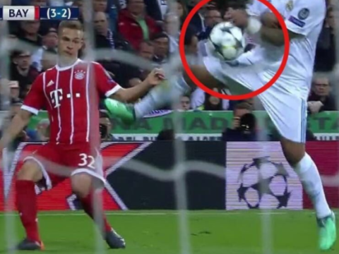 Jerome Boateng slams referee during Bayern Munich's heartbreaking Champions League exit to Real Madrid