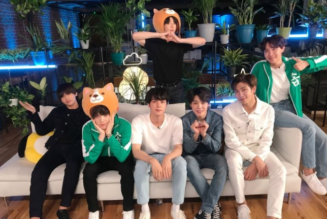 BTS Love Yourself Tear explained in comeback preview show | Metro News