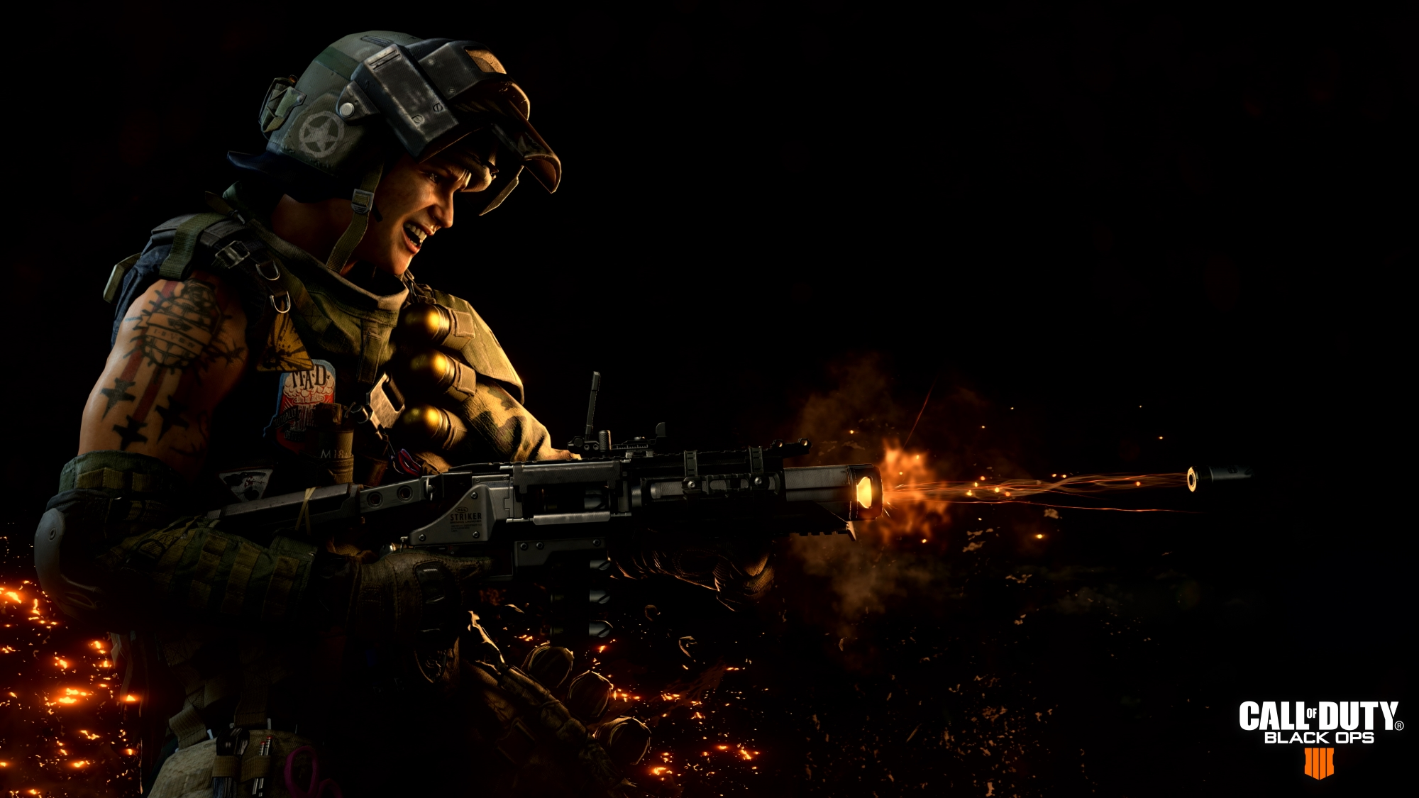 Call Of Duty: Black Ops 4 - what did you think of the reveal?
