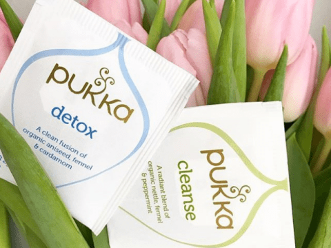 Pukka is told to stop advertising tea as 'Detox'
