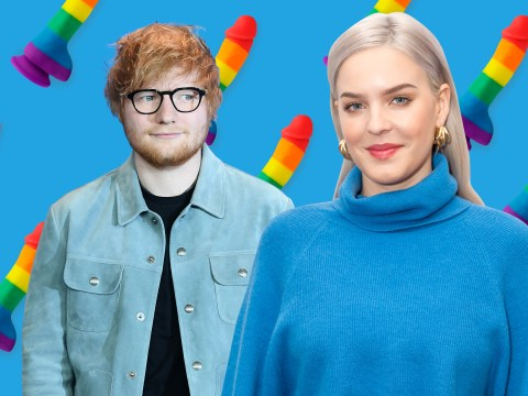 Anne-Marie leaves Keith Lemon in stitches as she reveals Ed Sheeran bought her a dildo for her birthday