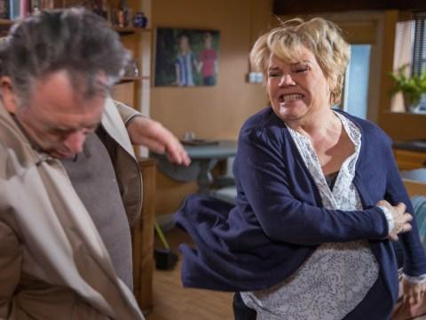Emmerdale spoilers: Brenda Walker attacks Bob Hope as he gets back with Laurel Thomas