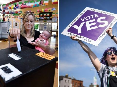 Ireland set to legalise abortion after exit polls predict landslide victory