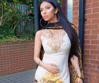 Faryal Makhdoom amazes fans in glamorous outfit just days after giving birth to daughter with Amir Khan