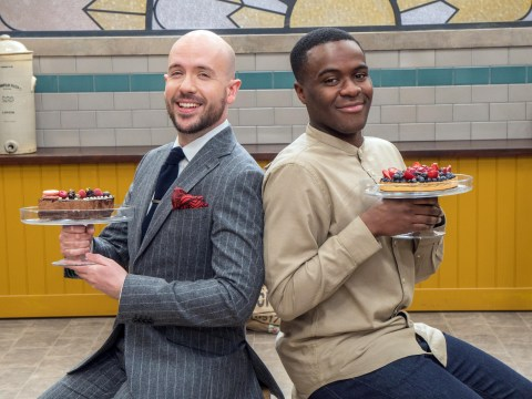 Bake Off The Professionals: Who are presenters Liam Charles and Tom Allen?