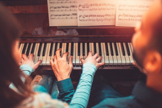 Here's why everybody should learn a musical instrument