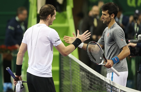 Novak Djokovic reveals contact with Andy Murray as he puts injury hell into perspective