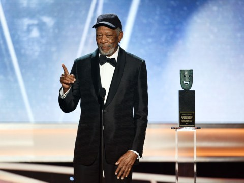 SAG considering 'corrective actions' on Morgan Freeman's in wake of sexual harassment claims