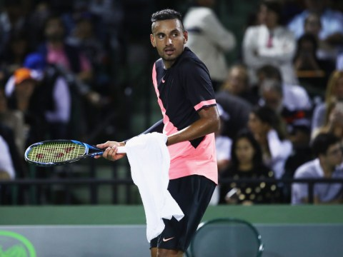 Nick Kyrgios withdraws from the French Open